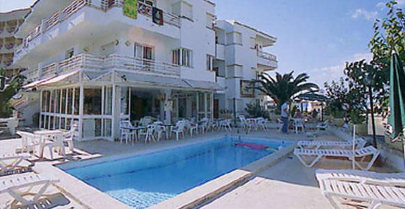 Baulo Mar Apartments, Can Picafort